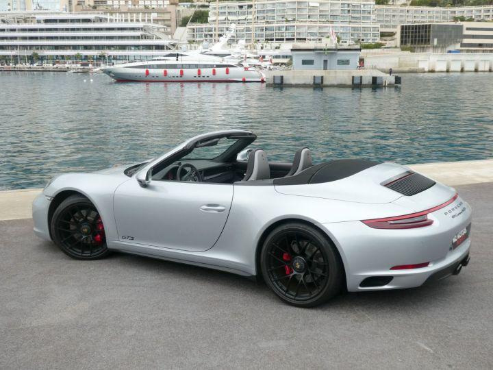 Porsche 911 991 II GTS CABRIOLET 3.0 450 CV PDK Argent Occasion - 11