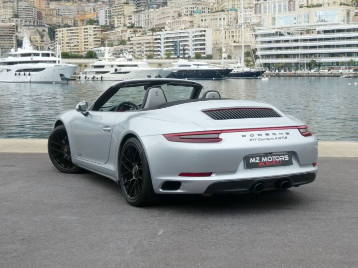 Porsche 911 991 II GTS CABRIOLET 3.0 450 CV PDK Argent Occasion - 12