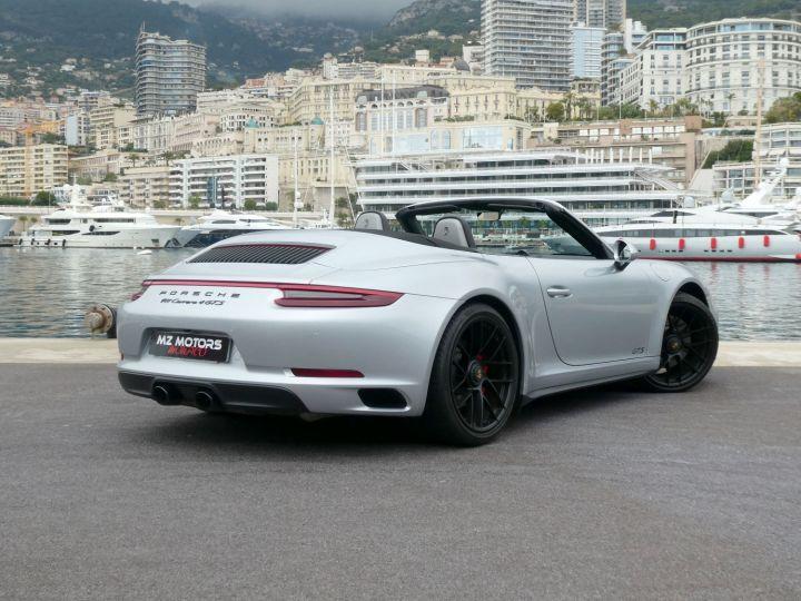 Porsche 911 991 II GTS CABRIOLET 3.0 450 CV PDK Argent Occasion - 13