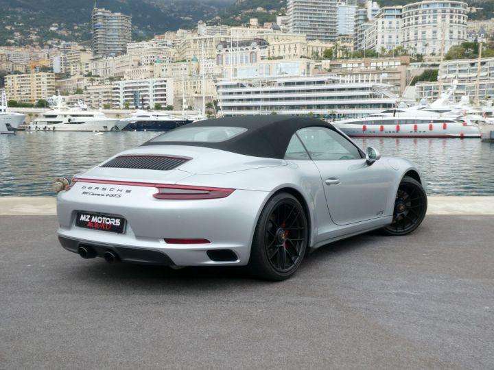 Porsche 911 991 II GTS CABRIOLET 3.0 450 CV PDK Argent Occasion - 15