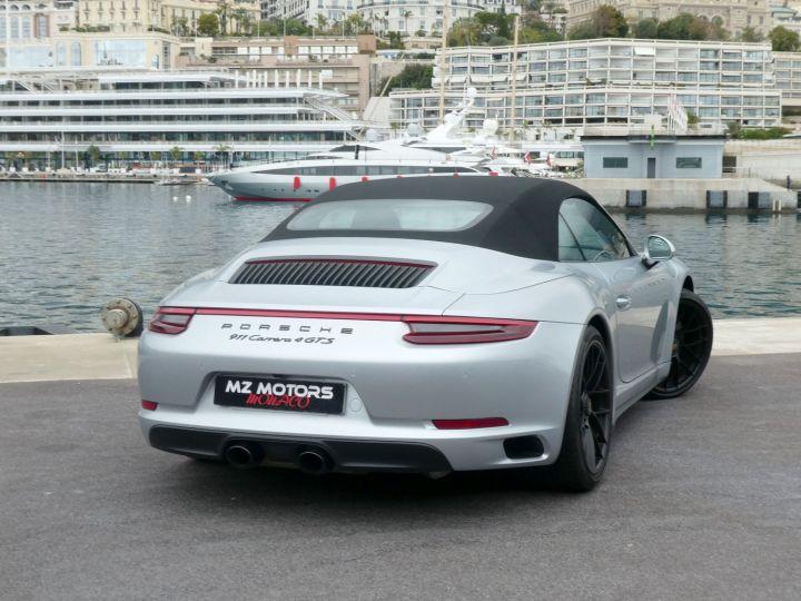 Porsche 911 991 II GTS CABRIOLET 3.0 450 CV PDK Argent Occasion - 16
