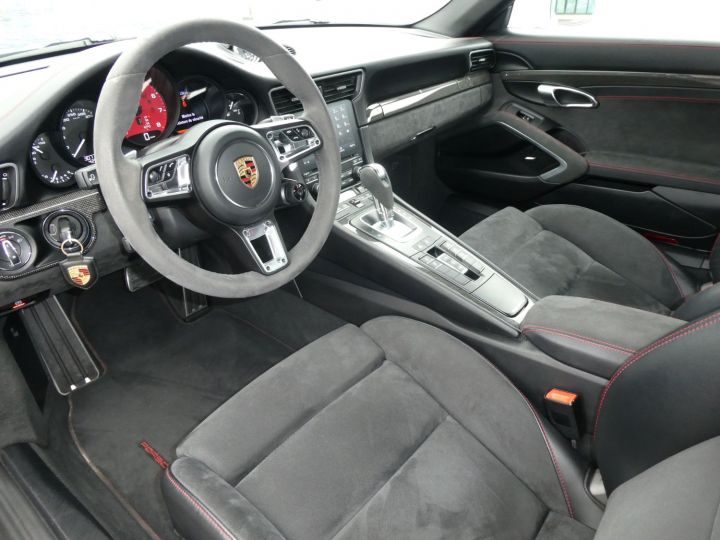 Porsche 911 991 II GTS CABRIOLET 3.0 450 CV PDK Argent Occasion - 20