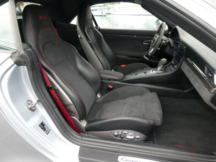Porsche 911 991 II GTS CABRIOLET 3.0 450 CV PDK Argent Occasion - 19