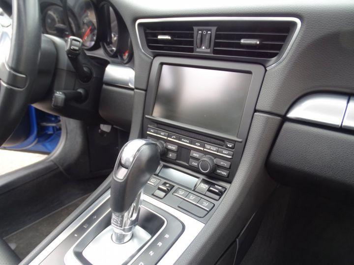 Porsche 911 991 TARGA 4 PDK / XLF BI XENON APPLE CAR PLAY bleu métallisé métallisé  - 13