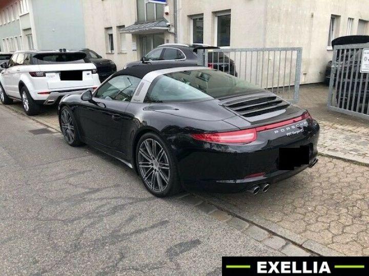 Porsche 911 991 Targa 4S NOIR PEINTURE METALISE  Occasion - 2