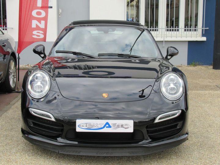 Porsche 911 (991) TURBO 3.8L 520CH PDK Noir - 6