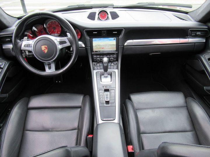 Porsche 911 (991) TURBO 3.8L 520CH PDK Noir - 11