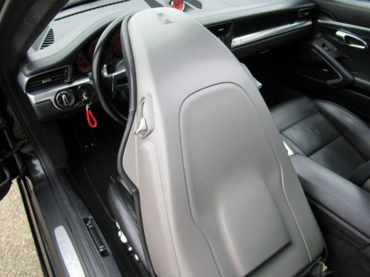 Porsche 911 (991) TURBO 3.8L 520CH PDK Noir - 12