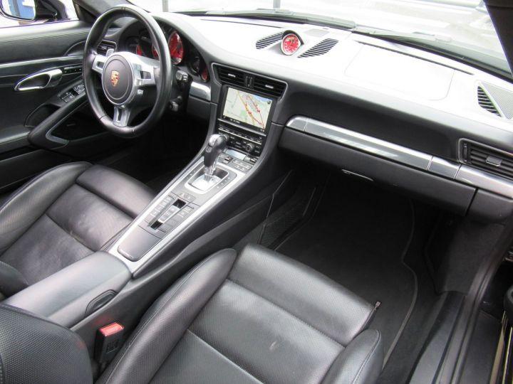 Porsche 911 (991) TURBO 3.8L 520CH PDK Noir - 17
