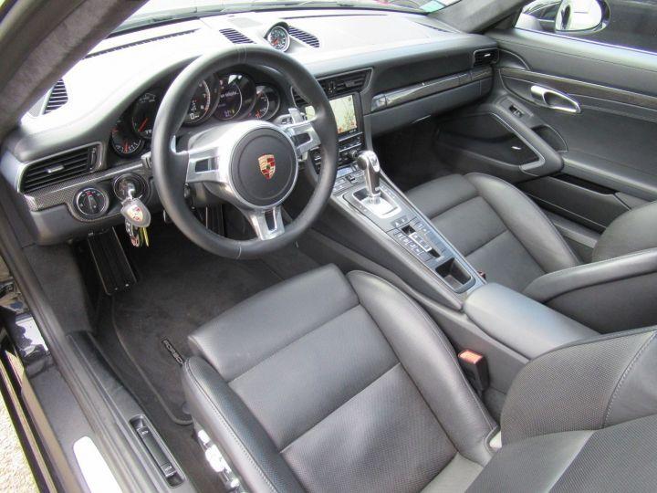 Porsche 911 (991) TURBO S 3.8L 560CH PDK Noir - 2