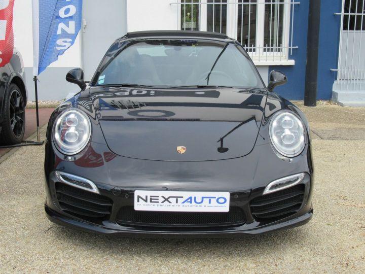 Porsche 911 (991) TURBO S 3.8L 560CH PDK Noir - 6