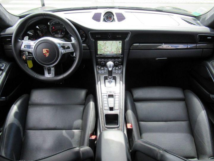 Porsche 911 (991) TURBO S 3.8L 560CH PDK Noir - 14