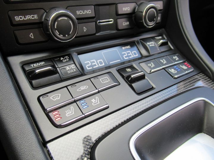 Porsche 911 (991) TURBO S 3.8L 560CH PDK Noir - 16