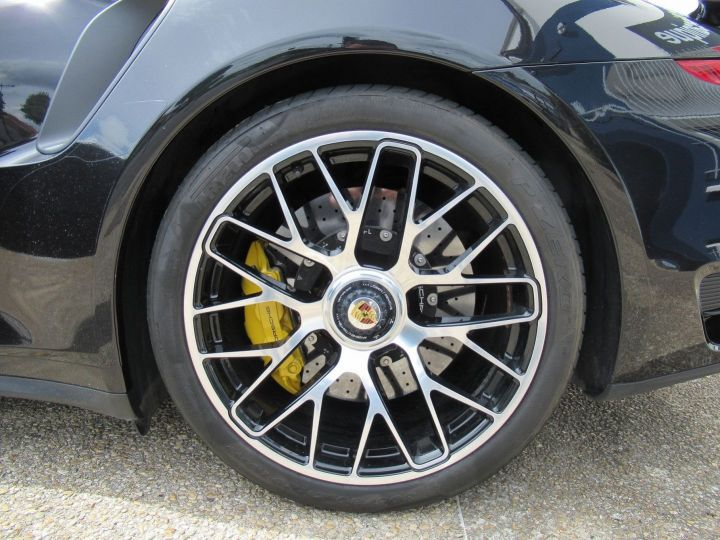 Porsche 911 (991) TURBO S 3.8L 560CH PDK Noir - 18