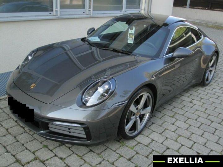 Porsche 911 992 CARRERA  GRIS PEINTURE METALISE  Occasion - 1