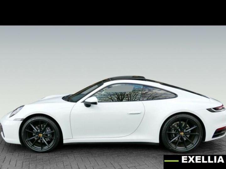 Porsche 911 992 CARRERA 4  BLANC PEINTURE METALISE  Occasion - 4