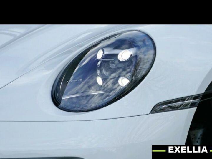 Porsche 911 992 CARRERA 4  BLANC PEINTURE METALISE  Occasion - 5