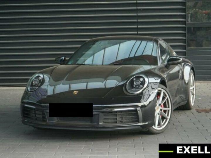 Porsche 911 992 CARRERA S NOIR PEINTURE METALISE  Occasion - 1