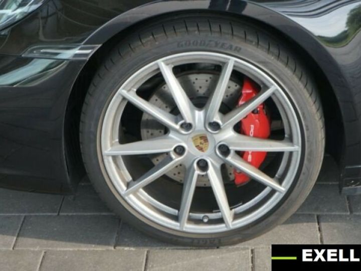 Porsche 911 992 CARRERA S NOIR PEINTURE METALISE  Occasion - 4