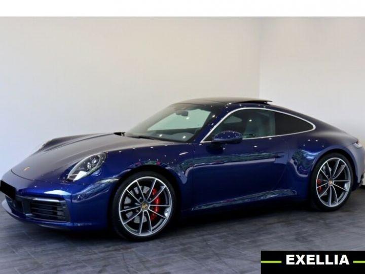 Porsche 911 992 CARRERA S BLEU PEINTURE METALISE Occasion - 1