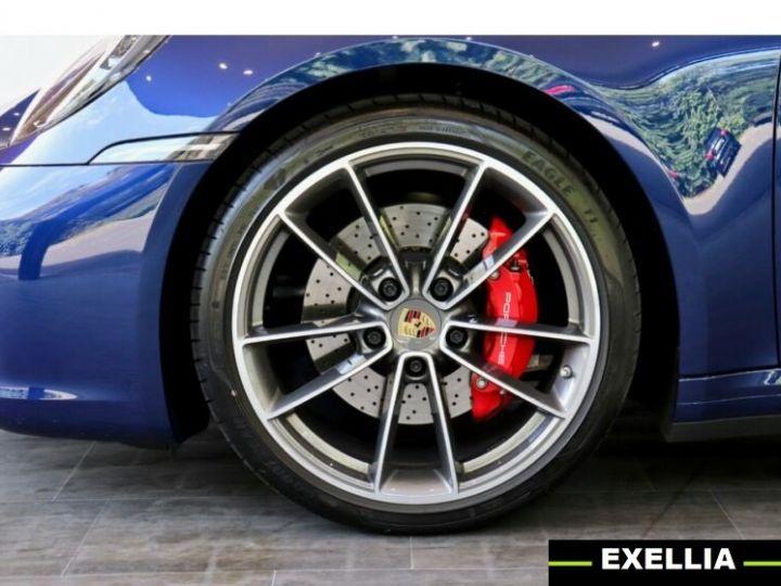 Porsche 911 992 CARRERA S BLEU PEINTURE METALISE Occasion - 11