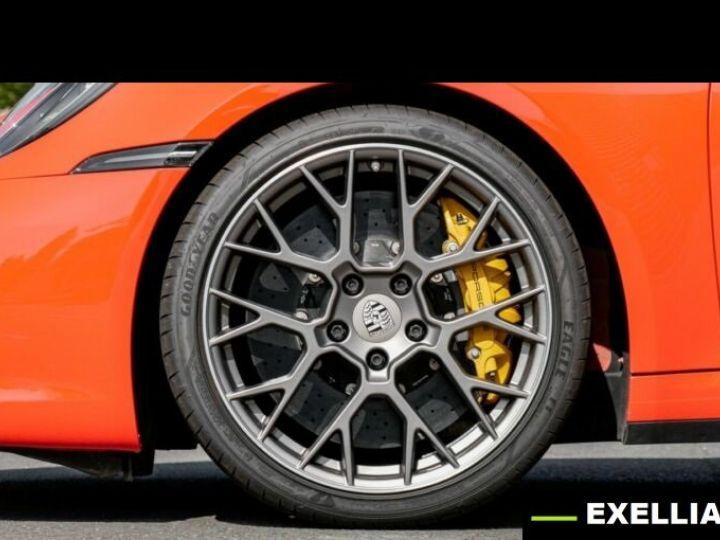 Porsche 911 992 CARRERA S ORANGE PEINTURE METALISE  Occasion - 2