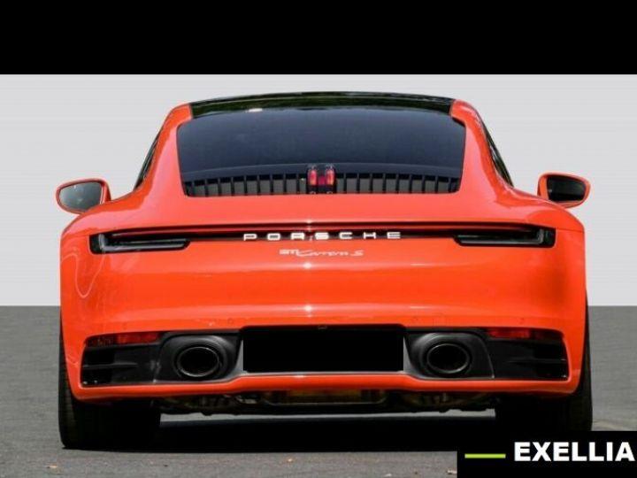 Porsche 911 992 CARRERA S ORANGE PEINTURE METALISE  Occasion - 3