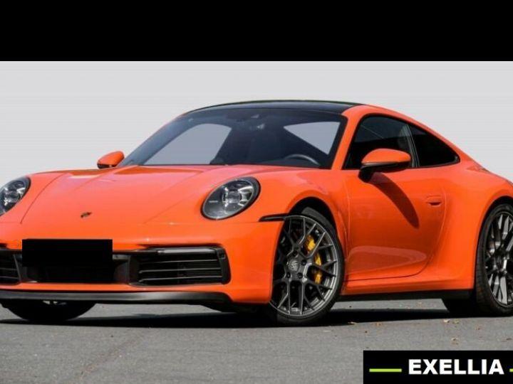 Porsche 911 992 CARRERA S ORANGE PEINTURE METALISE  Occasion - 10