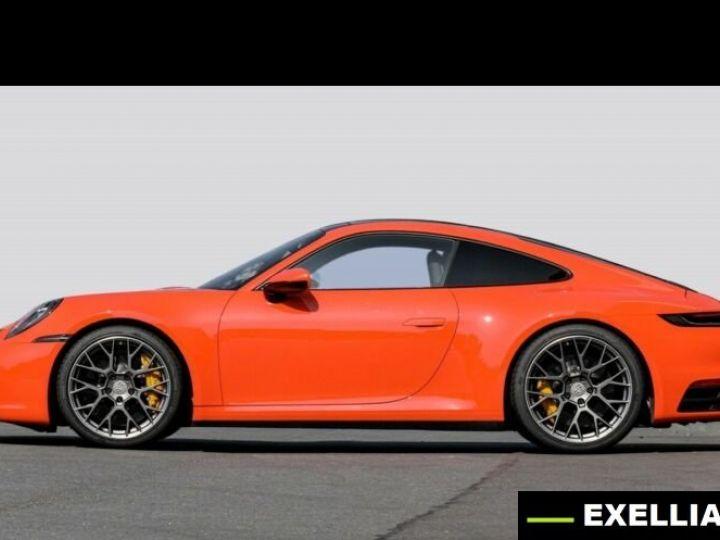 Porsche 911 992 CARRERA S ORANGE PEINTURE METALISE  Occasion - 11