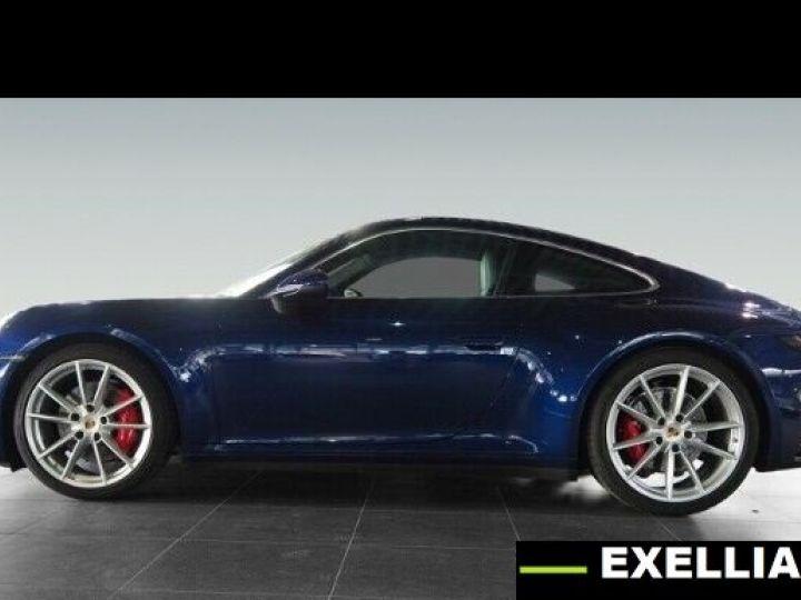 Porsche 911 992 CARRERA S BLEU PEINTURE METALISE Occasion - 2