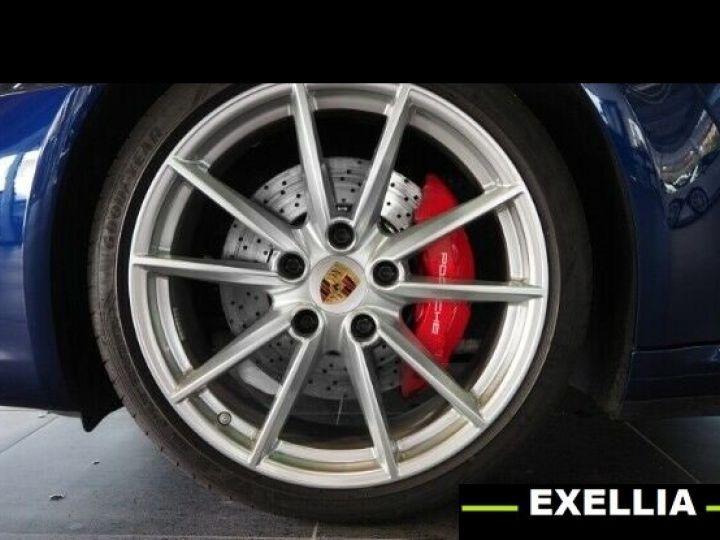 Porsche 911 992 CARRERA S BLEU PEINTURE METALISE Occasion - 3