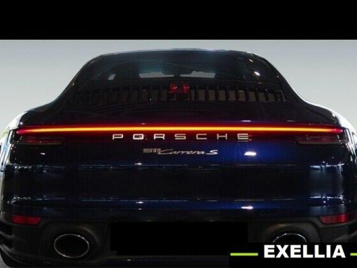 Porsche 911 992 CARRERA S BLEU PEINTURE METALISE Occasion - 4