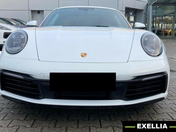 Porsche 911 992 CARRERA S BLANC PEINTURE METALISE  Occasion - 1