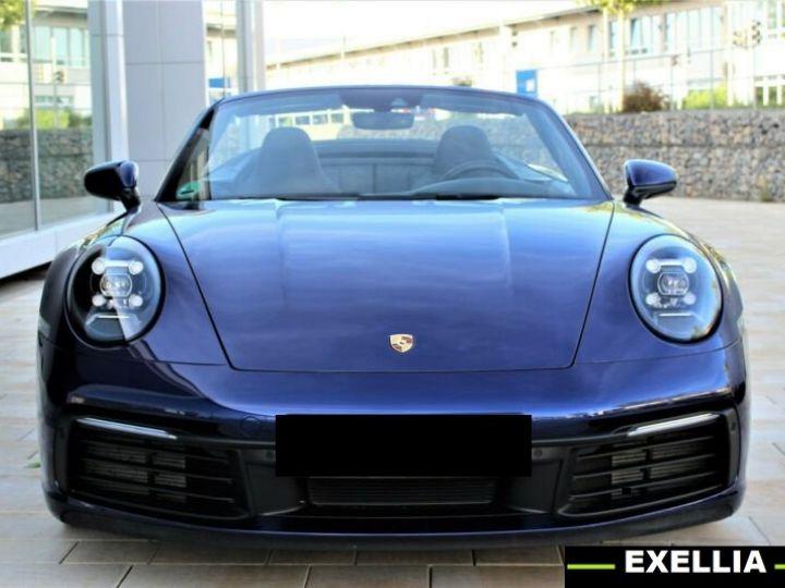 Porsche 911 992 CARRERA S Cabriolet BLEU PEINTURE METALISE Occasion - 1