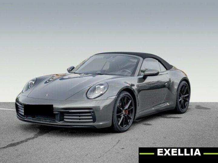 Porsche 911 992 CARRERA S Cabriolet GRIS PEINTURE METALISE  Occasion - 1