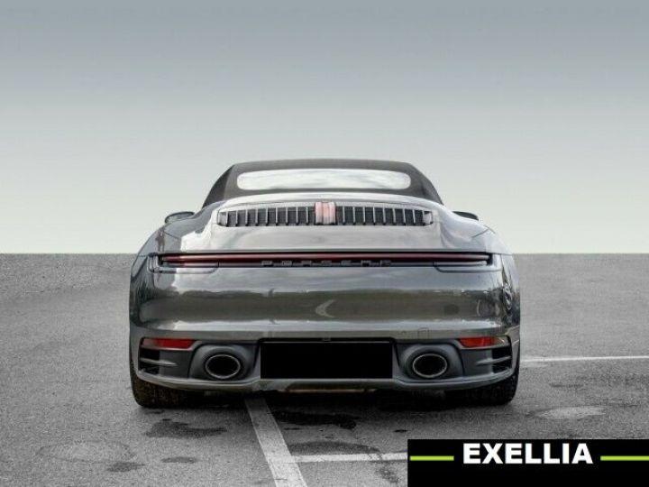 Porsche 911 992 CARRERA S Cabriolet GRIS PEINTURE METALISE  Occasion - 3