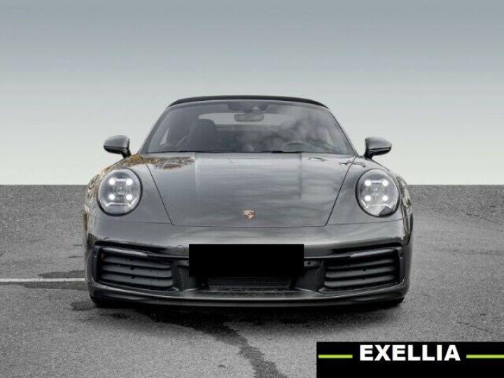 Porsche 911 992 CARRERA S Cabriolet GRIS PEINTURE METALISE  Occasion - 4