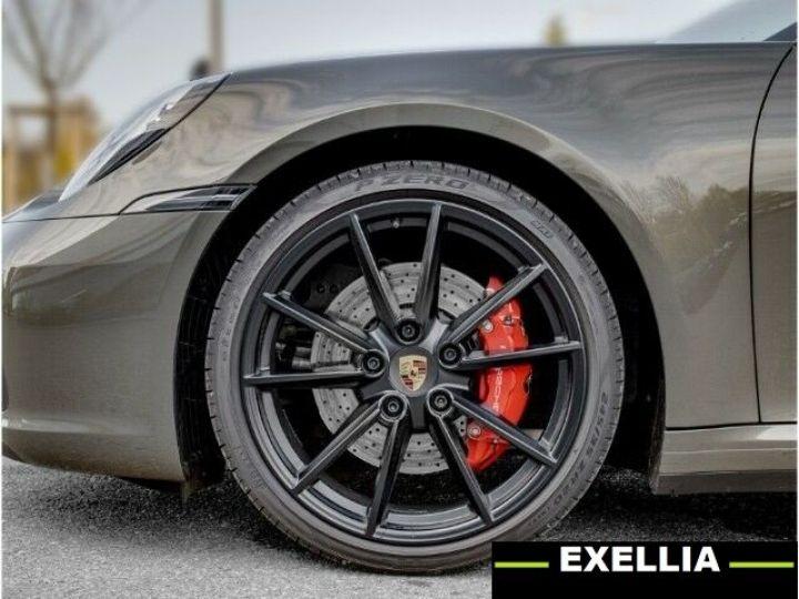 Porsche 911 992 CARRERA S Cabriolet GRIS PEINTURE METALISE  Occasion - 5