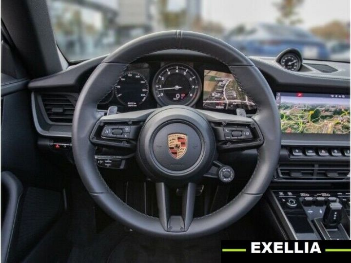 Porsche 911 992 CARRERA S Cabriolet GRIS PEINTURE METALISE  Occasion - 8