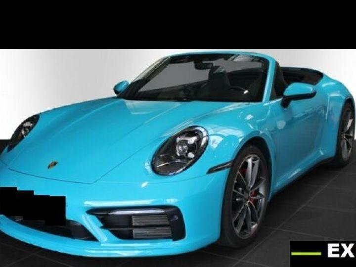 Porsche 911 992 CARRERA S Cabriolet BLEU MIAMI  Occasion - 1