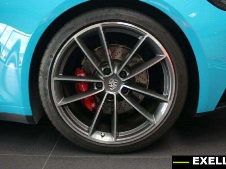 Porsche 911 992 CARRERA S Cabriolet BLEU MIAMI  Occasion - 4