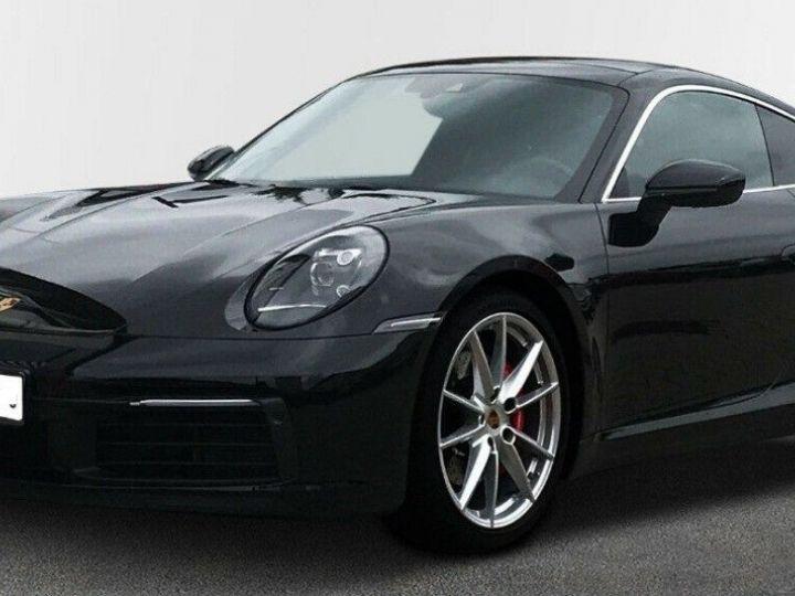 Porsche 911 (992) COUPE 3.0 450 CARRERA  PDK8 04/2019 noir métal - 1