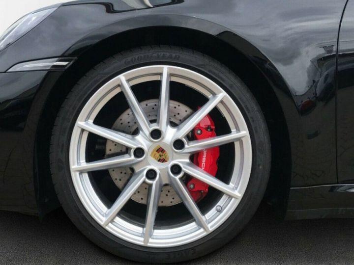 Porsche 911 (992) COUPE 3.0 450 CARRERA  PDK8 04/2019 noir métal - 3