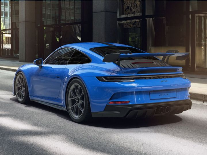 Porsche 911 992 GT3  - 2