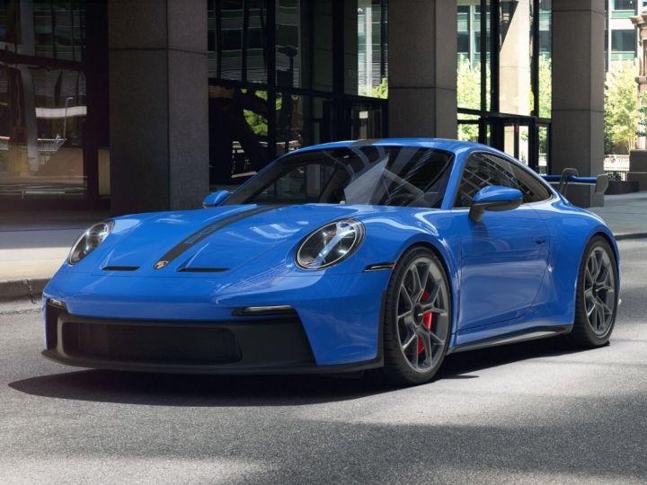 Porsche 911 992 GT3  - 1