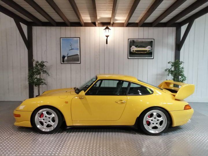 Porsche 911 993 CARRERA RS 3.8 300 CV CLUBSPORT Jaune - 1