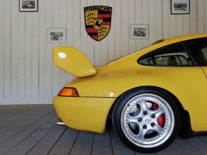 Porsche 911 993 CARRERA RS 3.8 300 CV CLUBSPORT Jaune - 5