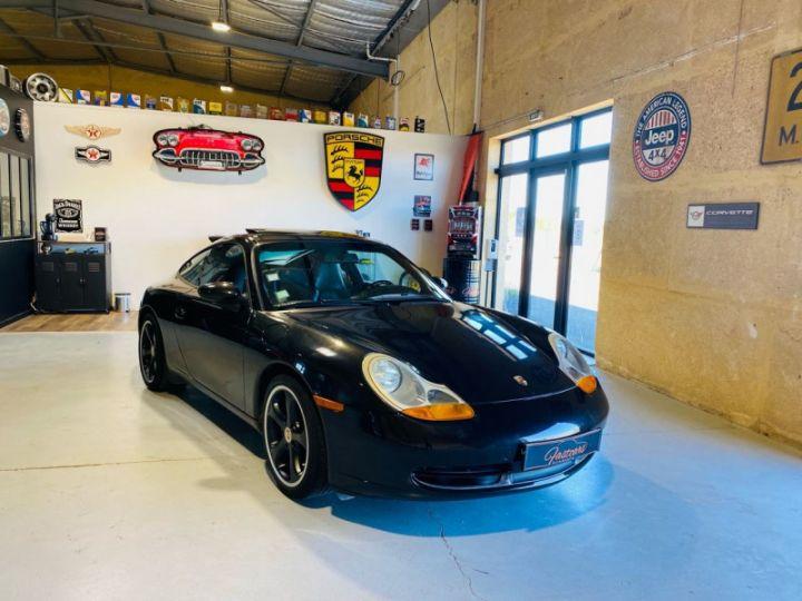 Porsche 911 (996) 3.4 CARRERA 300CH Noir - 1