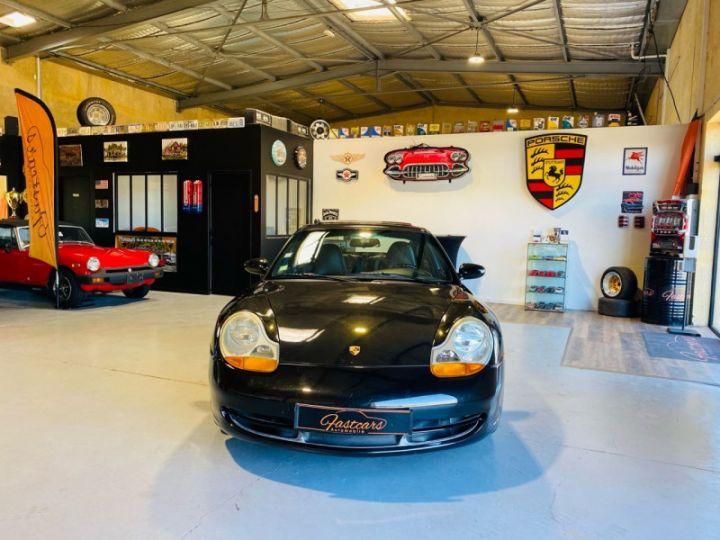 Porsche 911 (996) 3.4 CARRERA 300CH Noir - 2