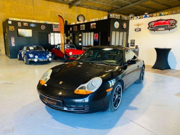 Porsche 911 (996) 3.4 CARRERA 300CH Noir - 3